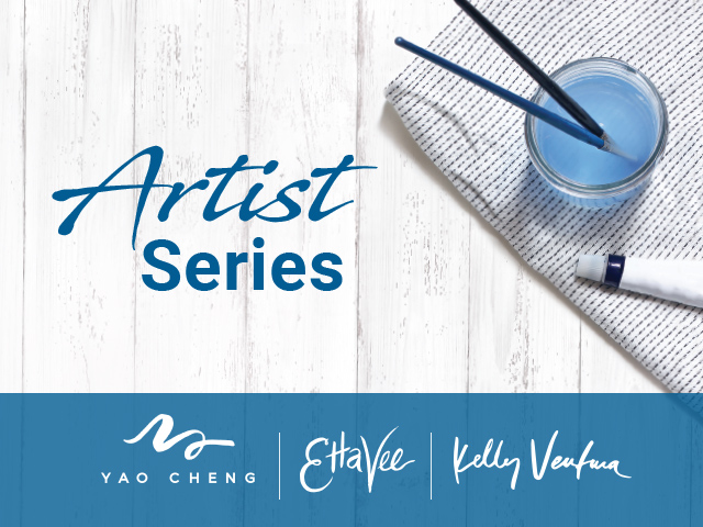 Artist Series featuring Yao Cheng, Etta Vee and Kelly Ventura